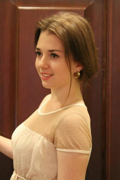 №129 Бойко Александра, 18 лет