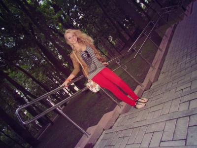 №154 Белявская Марина, 22 года