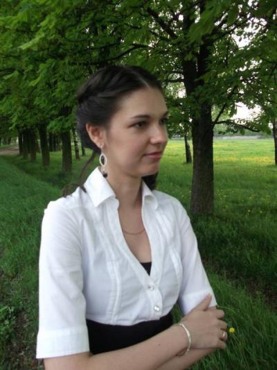 №156 Чернова Эмилия, 23 года