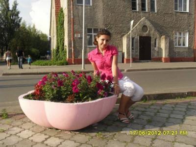 №163 Леонович Наталья, 22 года