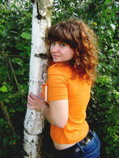 №167 Николаюк Ольга, 20 лет