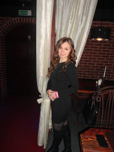 №175 Занкевич Елена, 22 года