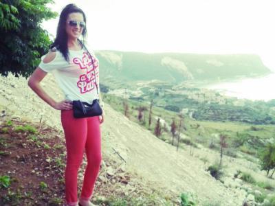 №91 Курашова Эрика, 23 года