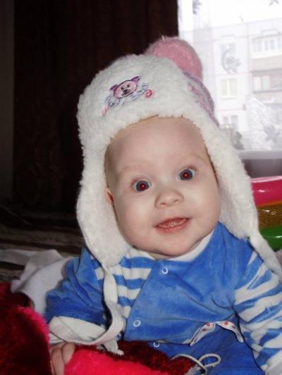 №21 Ксения 8 месяцев