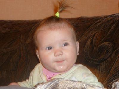 №23 Кира Андреевна 6 месяцев