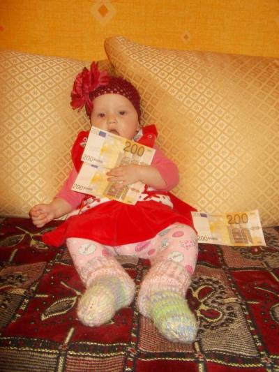 №31 Ломакина Мария (6 месяцев)