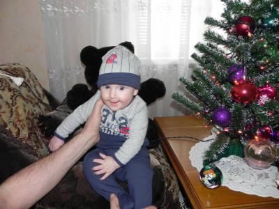 №65 Кирюша, 7 месяцев