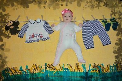№91 Ариша, 9 месяцев