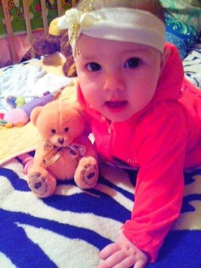 №93 Элина ( 6 месяцев )