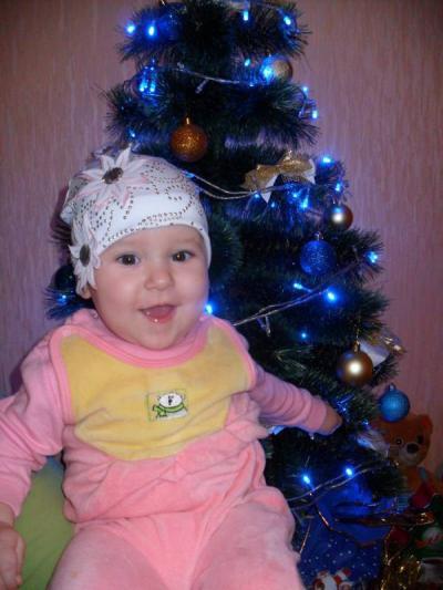 №109 Дашенька  (7 месяцев)