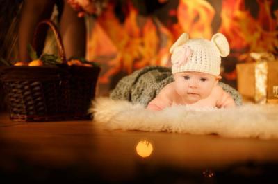 №131 Катерина, фото в 3 месяца