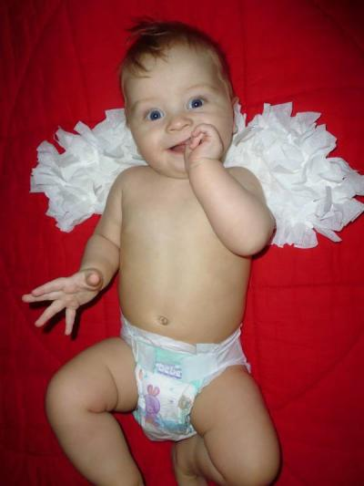 №137 Мой ангелочек Максимка, 6 месяцев