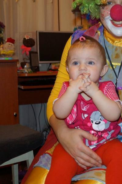 №143 Александра 9 месяцев
