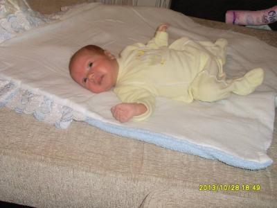 №181 Ильюшка, 4 месяца