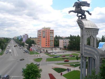 улица Минская