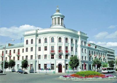 гостиница Боборуйск