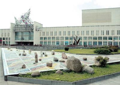 Дворец искусств г.Бобруйска